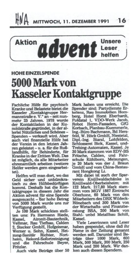 Presse 1991-12-11
